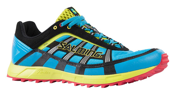 Salming M's Trail T1 Shoes Cyan Blue